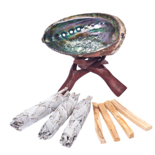 Abalone schelp voor smudgen