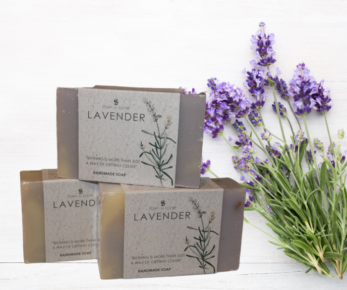 Lavendel zeep fair trade