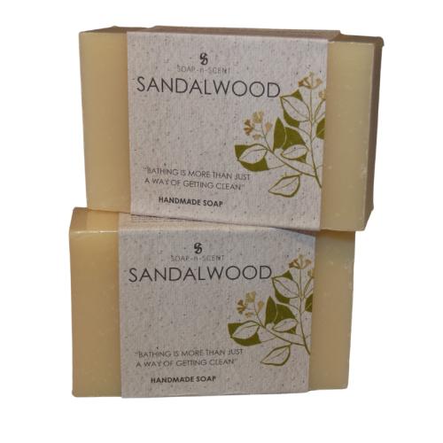 fairtrade zeep sandelhout