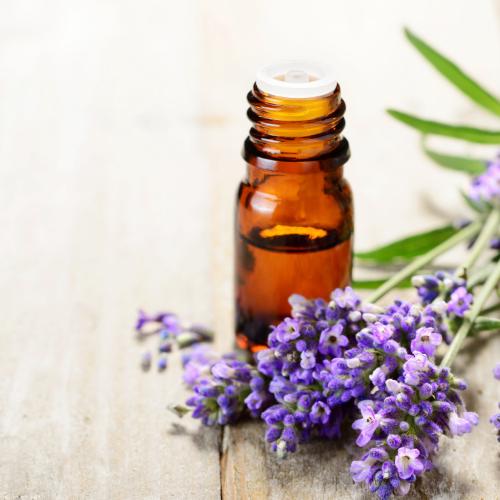 Lavendel olie voor vermoeide voeten