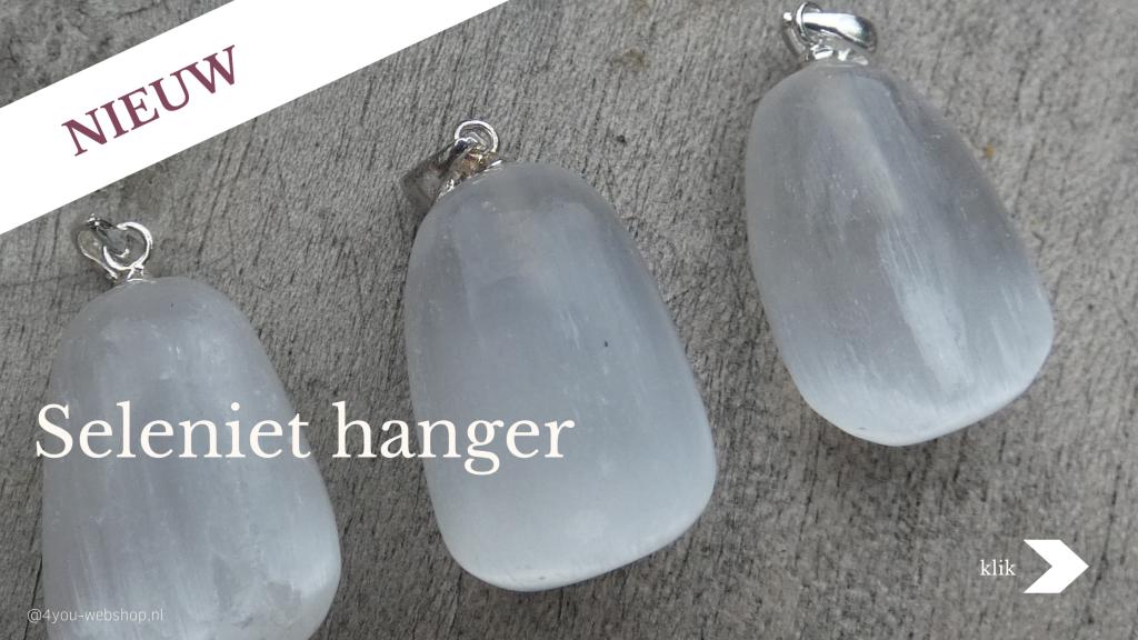 Seleniet hanger voor reiniging